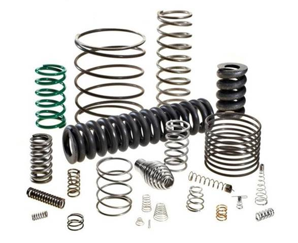 Mechanical Compression Springs Idc Spring