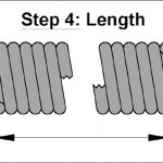 step 4 - measure overall length