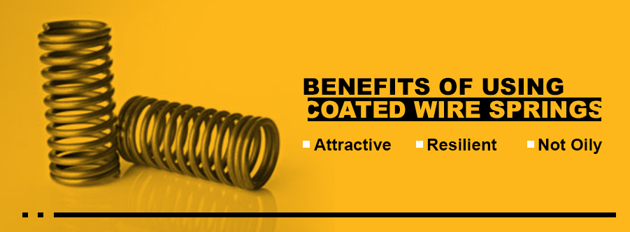 benefits of coated wire springs