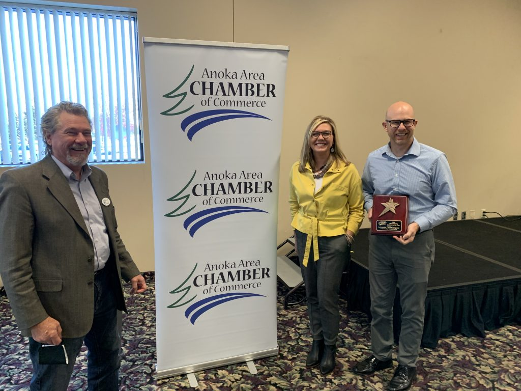 idc spring wins Anoka manufacturer of the year